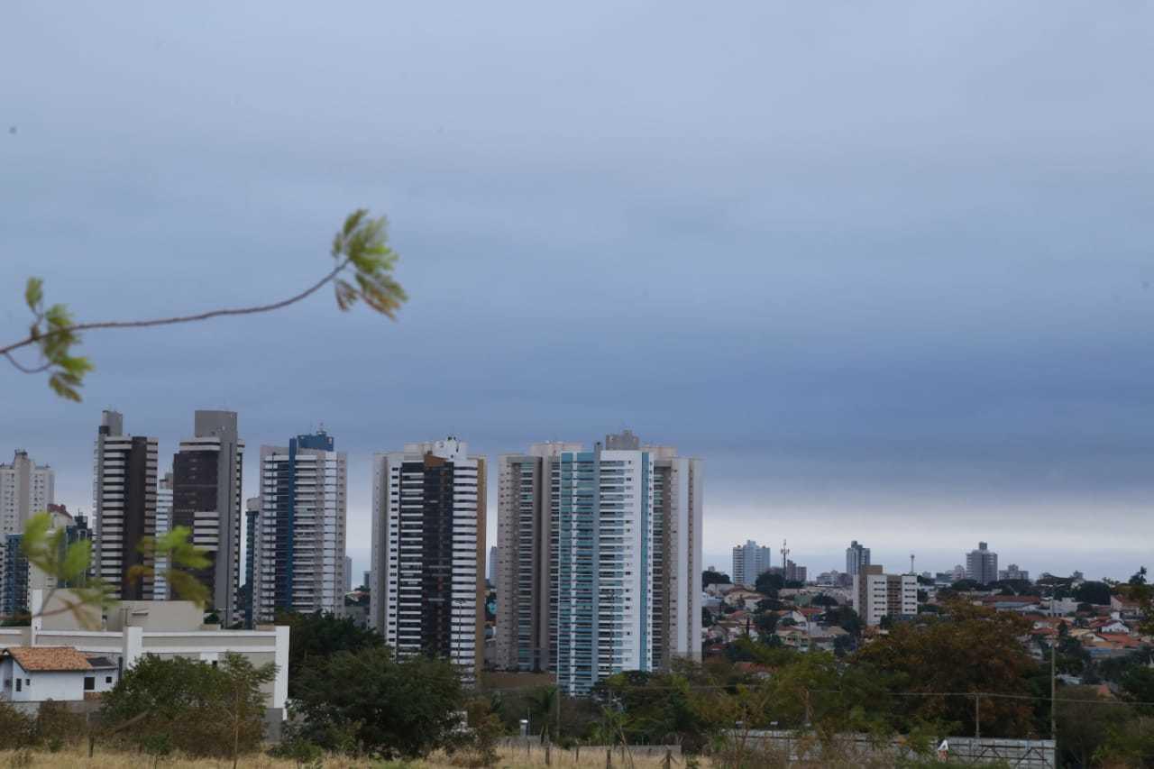 Na Capital tarde é de temperatura em queda e poucos ventos (Foto: Kisiê Ainoã)