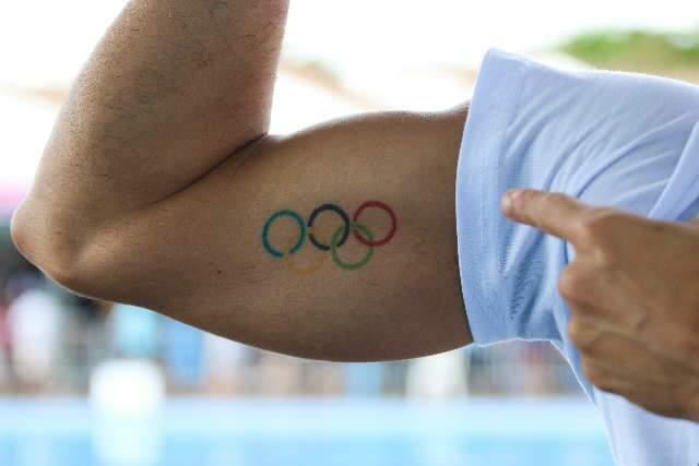 MS tem quatro medalhas olímpicas e agora sonha com ouro em Tóquio
