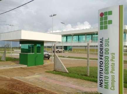 Alunos do IFMS podem se candidatar a auxílio permanência de R$ 200