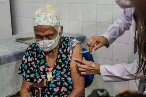 Quase nove a cada 10 indígenas de MS já foram imunizados contra a covid