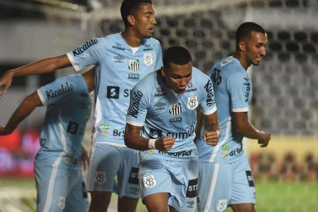 Copa do Brasil: Santos desencanta na etapa final e vence Juazeirense