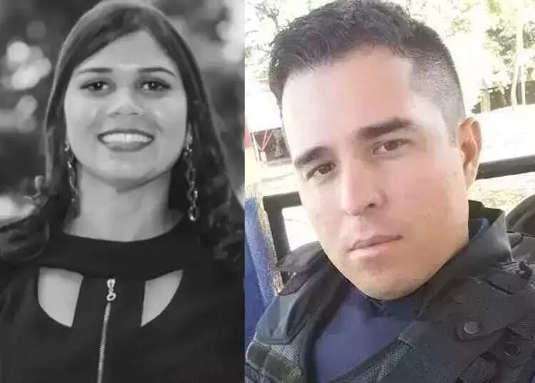 Maxelline da Silva dos Santos foi morta aos 28 anos pelo ex-namorado, Valtenir Pereira da Silva (Fotos: Reprodução das redes sociais)