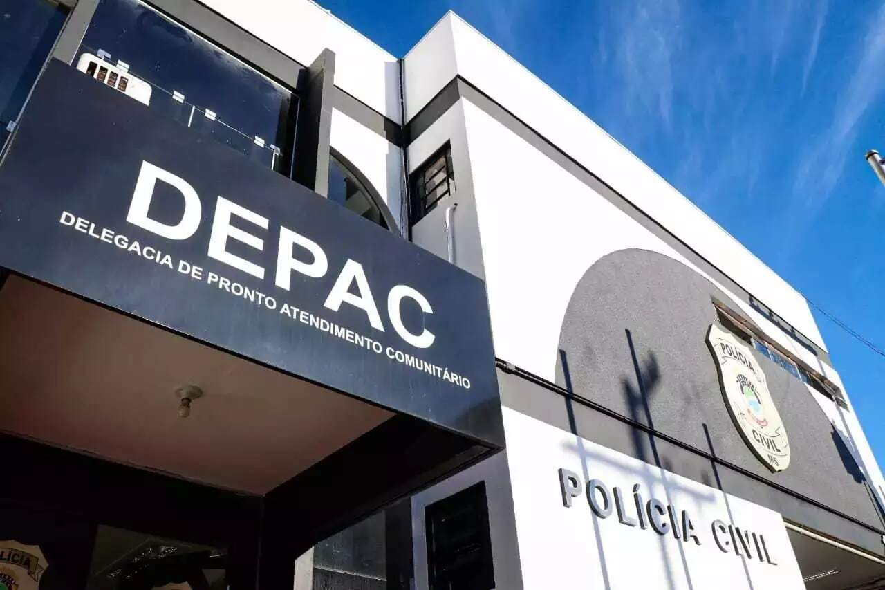 Caso foi registrado na Depac (Delegacia de Pronto Atendimento Comunitário) do Centro. (Foto: Arquivo/Henrique Kawaminami)