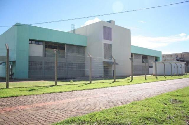 Bloco do campus do IFMS, em Campo Grande. (Foto: Divulgação)