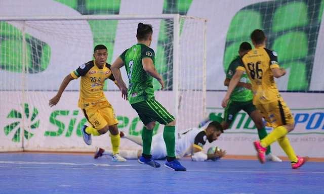 Times de MS voltam à quadra hoje pela 4ª rodada da Taça Brasil de Futsal