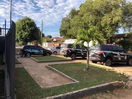 Operação contra tráfico de drogas prende seis pessoas no interior