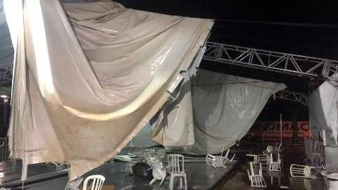 Governo Federal libera R$ 734 mil para cidade devastada por chuva de granizo
