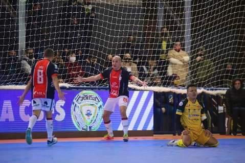 Já eliminados, times de MS só cumprem tabela na Taça Brasil de Futsal