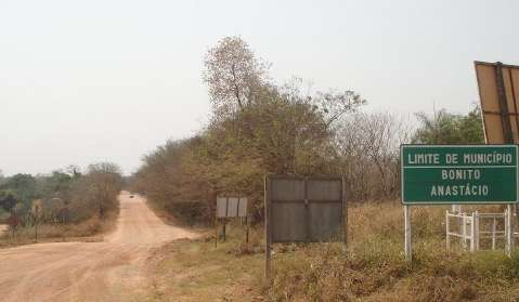Pavimentação de rodovia em Bonito vai custar R$ 56,3 milhões