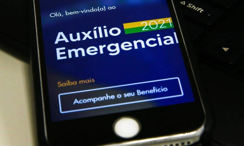 Beneficiário pode conferir pagamento por aplicativo (Foto: Agência Brasil)