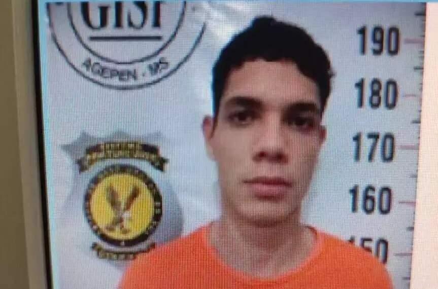 Celso Gonçalves, que fugiu do presídio de Ponta Porã no dia 2 deste mês, está na lista para ser morto (Foto: Arquivo)