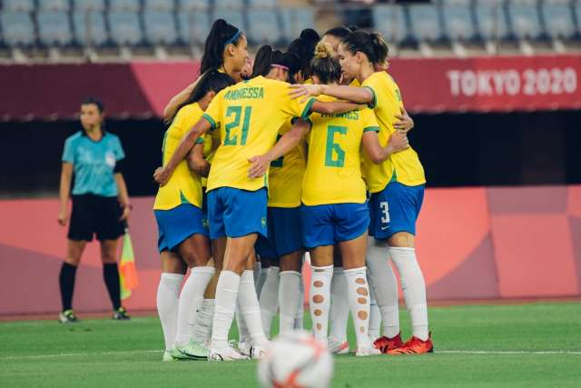 Brasil perde nos pênaltis e está eliminado dos Jogos Olímpicos de Tóquio