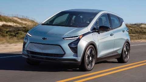 Novo Chevrolet Bolt EV será lançado em setembro