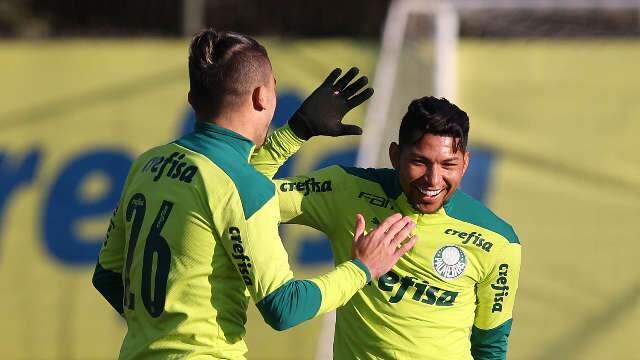 Rodada tem São Paulo x Palmeiras e clássico carioca na Série B