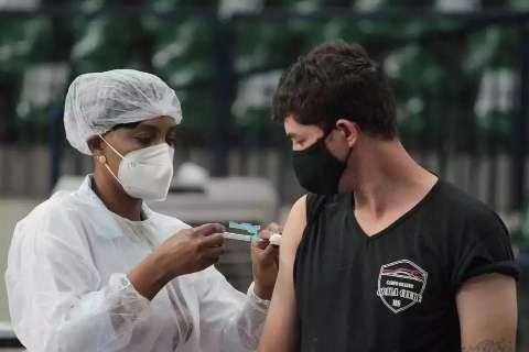 MS ultrapassa marca de 700 mil vacinados contra Covid-19