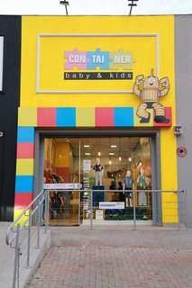 A loja fica na Rua Dom Aquino, 1828, Centro (entre as Ruas Rui Barbosa e Pedro Celestino. (Foto: Kísie Ainoã)