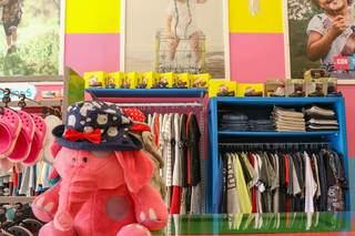 Com nova coleção, loja infantil tem bazar com 40% de desconto