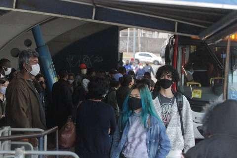 Dia de volta às aulas da rede estadual é de terminais lotados em Campo Grande