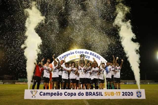 Time de MS enfrenta o São Paulo na Copa do Brasil sub-17