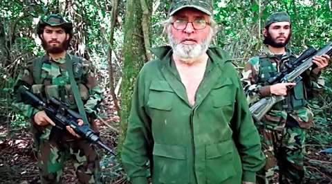 Dois guerrilheiros são mortos por militares paraguaios perto da fronteira