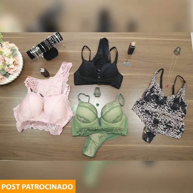 Elza Oliveira Lingeries e Joias tem tudo que a mulher adora em um único espaço