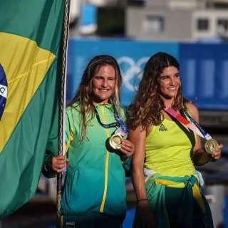 Brasil é medalha ouro na vela e fica com bronze no boxe em Tóquio