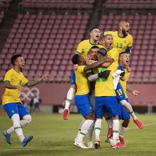 Brasil vence México nos pênaltis e avança para final dos Jogos Olímpicos