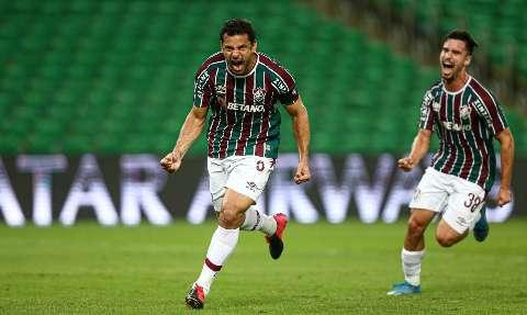 Fluminense vence Cerro Porteño e está nas quartas da Libertadores