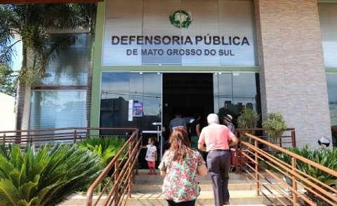 Sem concurso há 7 anos, Defensoria de MS tem deficit de 99 advogados públicos