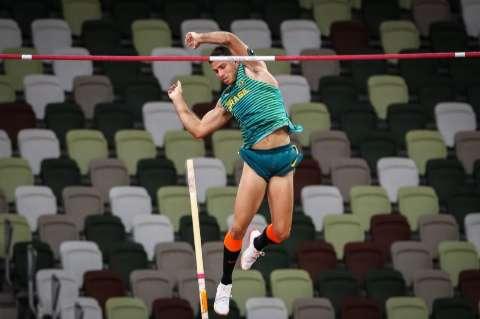 Brasil é medalha de bronze com Thiago Braz no salto com vara