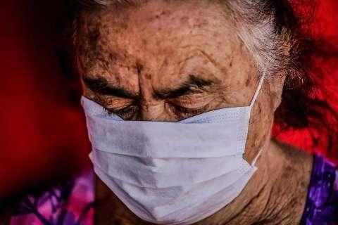 Após reduzir média de idade, covid volta a fazer vítimas com mais de 60 em MS