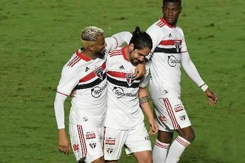 São Paulo vence o Vasco e avança na Copa do Brasil