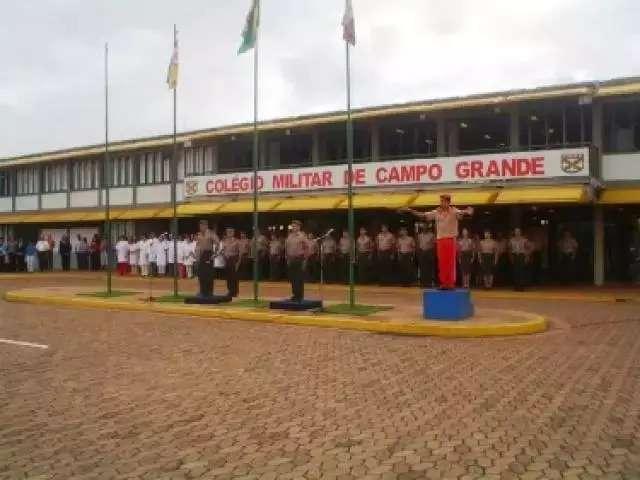 Colégio Militar abre inscrições de concurso para 410 vagas no País, 10 em MS