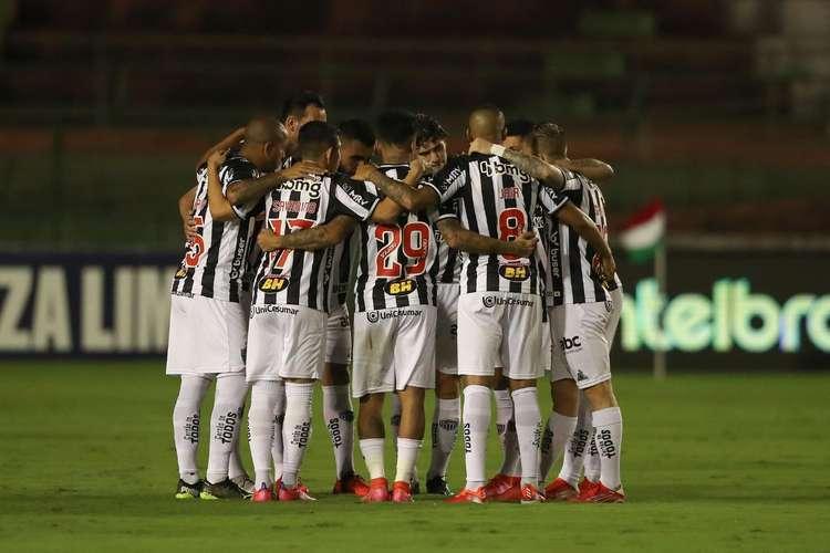 Galo aguarda sorteio que definirá adversário da semi. (Foto: Pedro Souza/Atlético-MG)