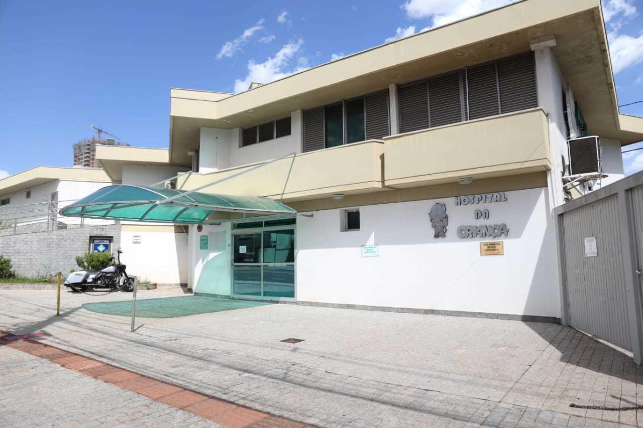 """Hospital da Criança receberá o """"Hope"""", Hospital Pediátrico de Campo Grande. (Foto: Paulo Francis)"""