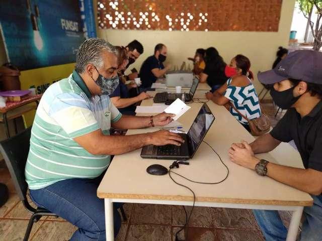 Região do Caiobá recebe ação itinerante com serviços gratuitos