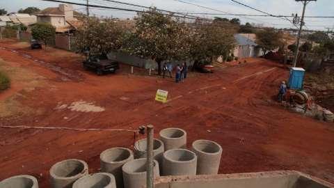 Definida empresa que vai asfaltar Rita Vieira e Park Dallas