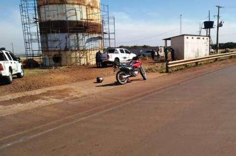 Pistoleiros invadem construção e matam homem com 28 tiros na fronteira