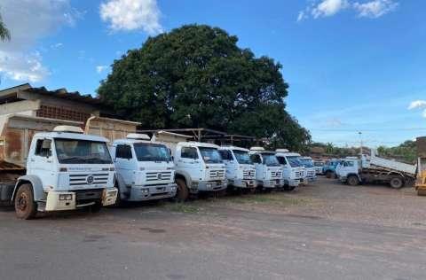 Secretaria anuncia leilões de bovinos, veículos e maquinários