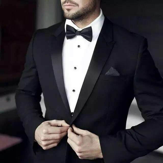 A Spazio trabalha com smokings e trajes masculinos no geral. ( Foto : Divulgação )