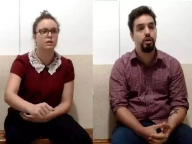"""Em depoimento à Polícia Civil, Sarah e Israel confessaram agressões, mas que tratavam como """"disciplina"""" (Foto/Reprodução)"""
