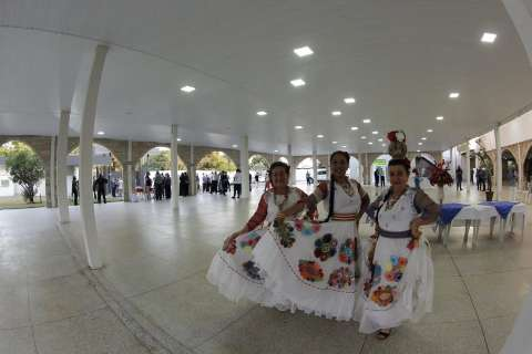 Repaginada, Colônia Paraguaia tem novo espaço para receber até 2 mil pessoas