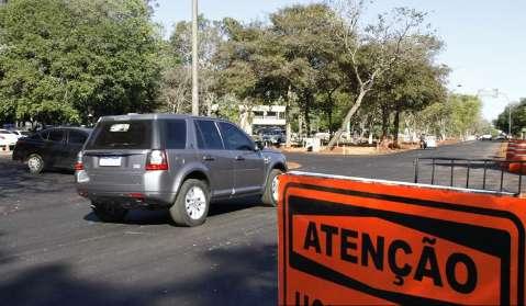 Parque dos Poderes tem novas interdições e opções para estacionamento