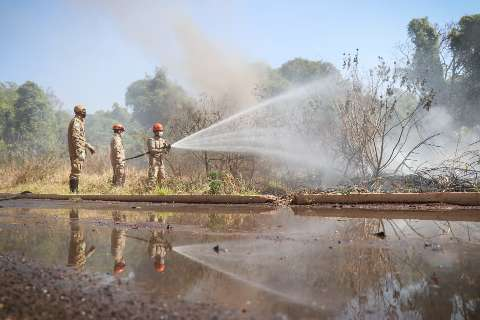 Clima piora e MS enfrenta cenário de incêndios mais grave do que em 2020