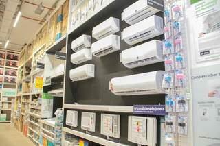 Aproveita a diversidade de aparelhos de ar condicionado. (Foto: Marcos Maluf)