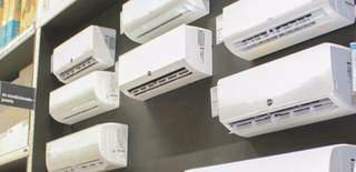 Maior variedade de ar condicionado e piscina à pronta-entrega é na Leroy Merlin