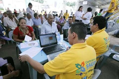 Adesão de municípios à Caravana da Saúde termina dia 3 de setembro