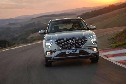 Hyundai apresenta novo Creta 2022