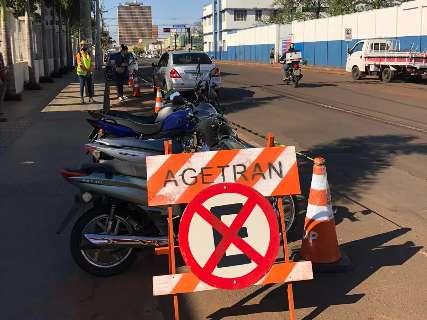 Obras interditam ruas na região da Santa Casa a partir desta quarta-feira