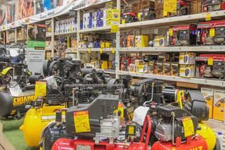 Início do mês também tem promoções no setor de equipamentos. (Foto: Marcos Maluf)
